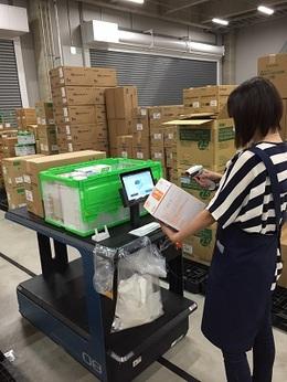 【12月の短期アルバイト】未経験歓迎!梱包・検品・仕分・商品管理の短期アルバイト募集